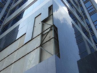 Failures of Building Facades | WFM Media