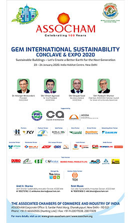 GEM International Sustainability Conclave & Expo 2020