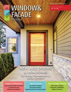 Window & Facade Magazine : May- June 2019