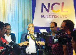 K. Madhu Managing Director NCL Buildtek