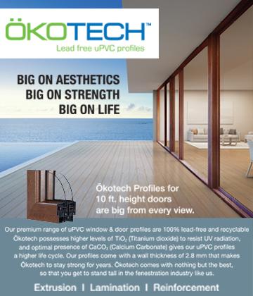 Okotech uPVC Profiles