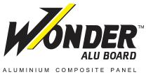 Wonder Aluboard Aluminium Composite Panels